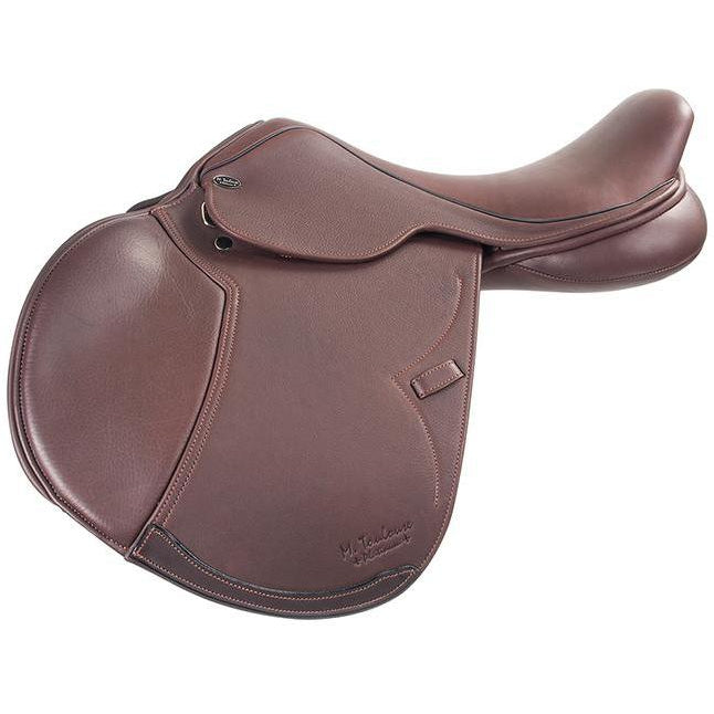 M. Toulouse Jeninne Platinum Close Contact Saddle With Genesis - West 20 Saddle Co.