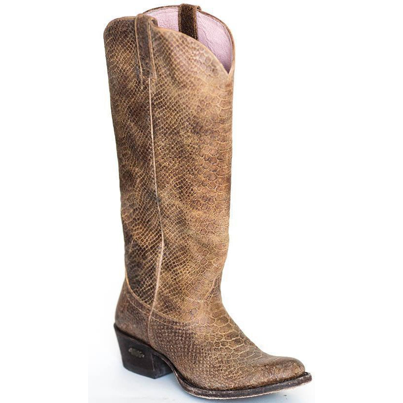 Miss Macie Eden Cowgirl Boots - West 20 Saddle Co.