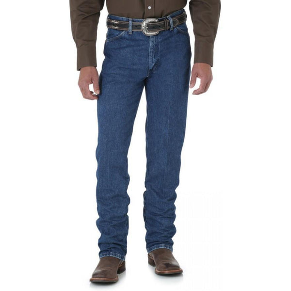 Wrangler Men's Slim Fit Cowboy Cut Jean - West 20 Saddle Co.