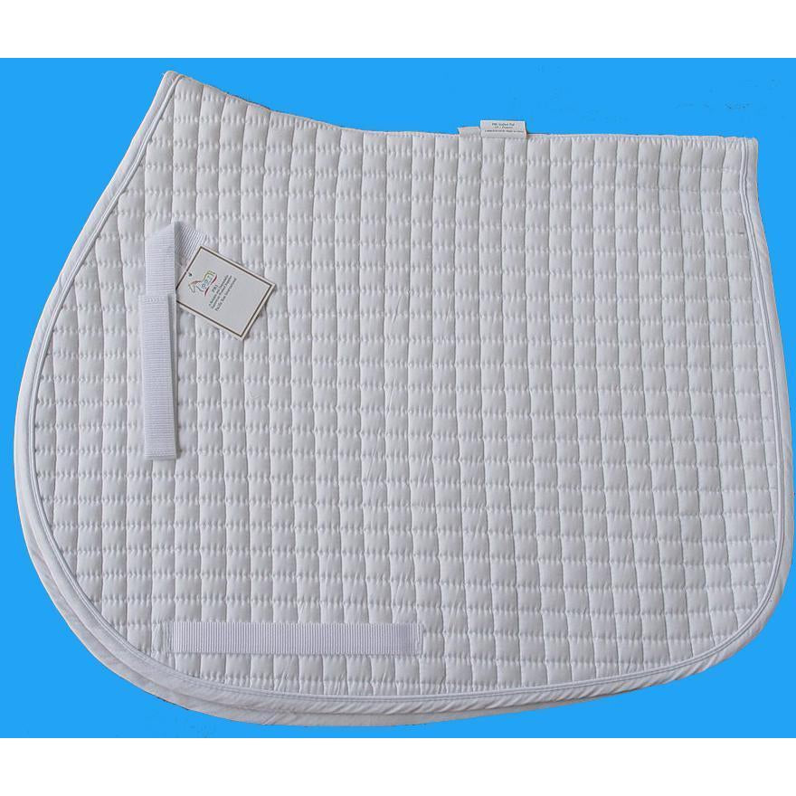 Pacific Rim International Cotton Quilted All-Purpose Pad - West 20 Saddle Co.