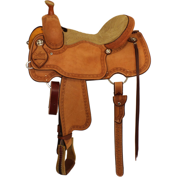 Scott Thomas All Around Saddle
