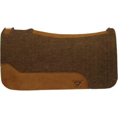 Diamond Wool Black Gold Performance Pad – Contoured - West 20 Saddle Co.