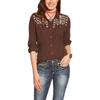 Ariat Women's Amy Snap Shirt - West 20 Saddle Co.