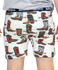 Lazy One Mens Boot Boxer Brief