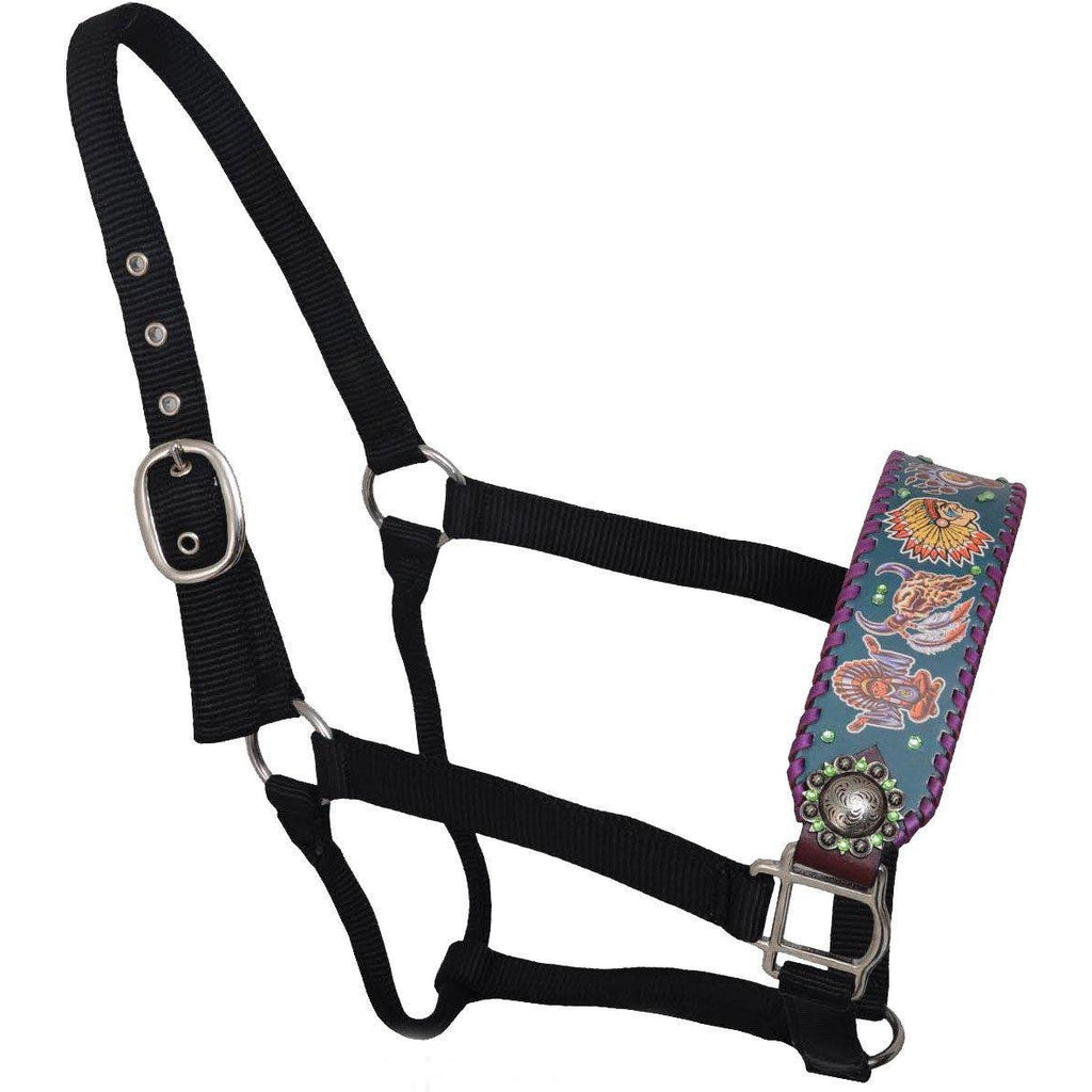 Tribal Collection Bronc Nose Band - West 20 Saddle Co.