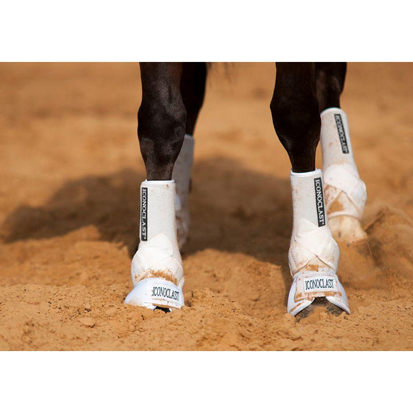 Iconoclast White Hind Orthopedic Boot