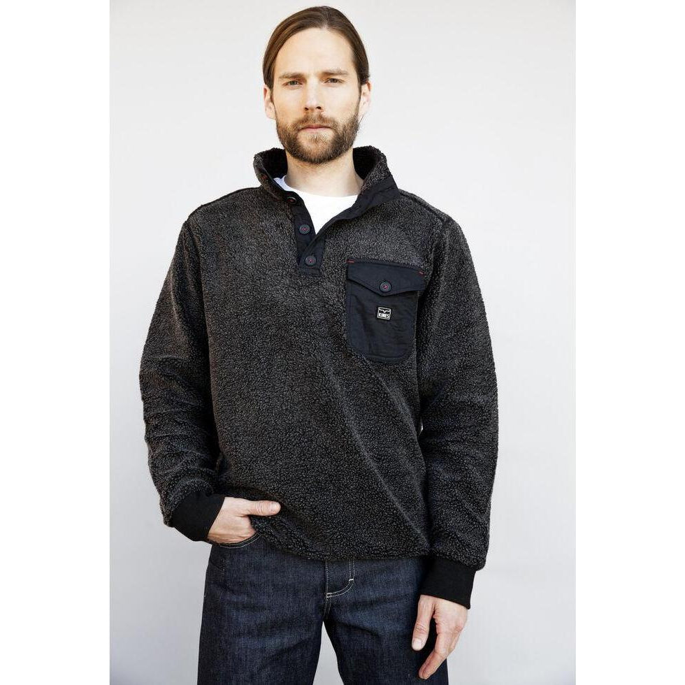 Kimes Ranch Mens Whiskey Sweater