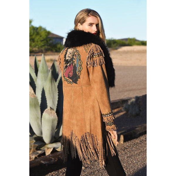 Double D Ranchwear Blackfeather's Blanket Jacket