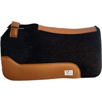 Diamond Wool Black Gold Plus Pad - West 20 Saddle Co.