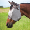 Cashel Crusader Pattered Fly Mask - Standard With Ears