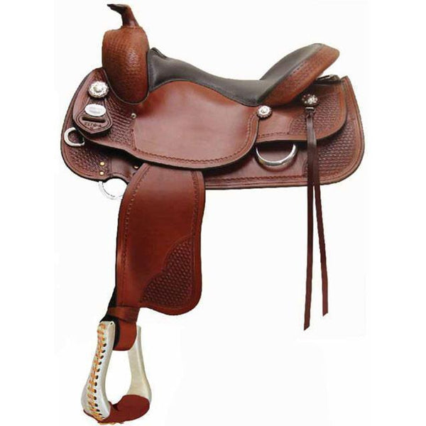 Crates 2170 Classic Trail Saddle Square Skirt - West 20 Saddle Co.