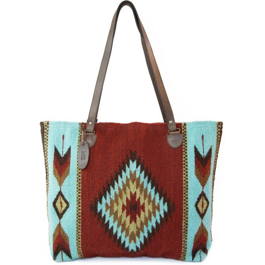 Manos Zapotecas Colornation Gloria Tote - West 20 Saddle Co.