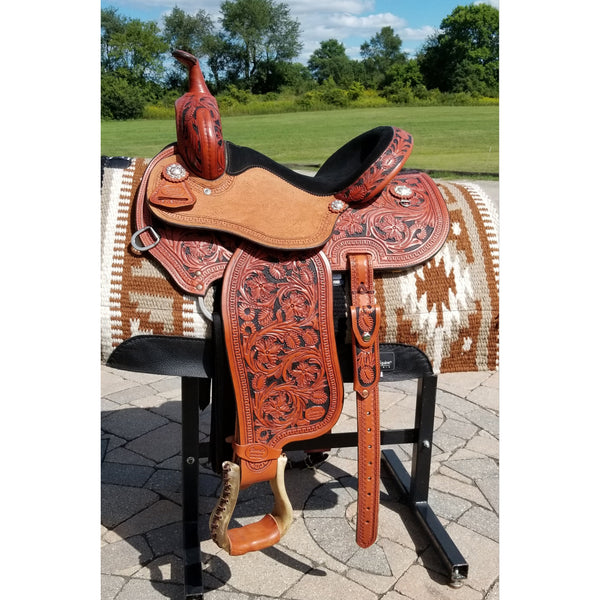 "Court's 14"" Barrel Saddle"