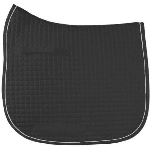Pacific Rim International Cotton With Felt Quilted Dressage Pad - West 20 Saddle Co.