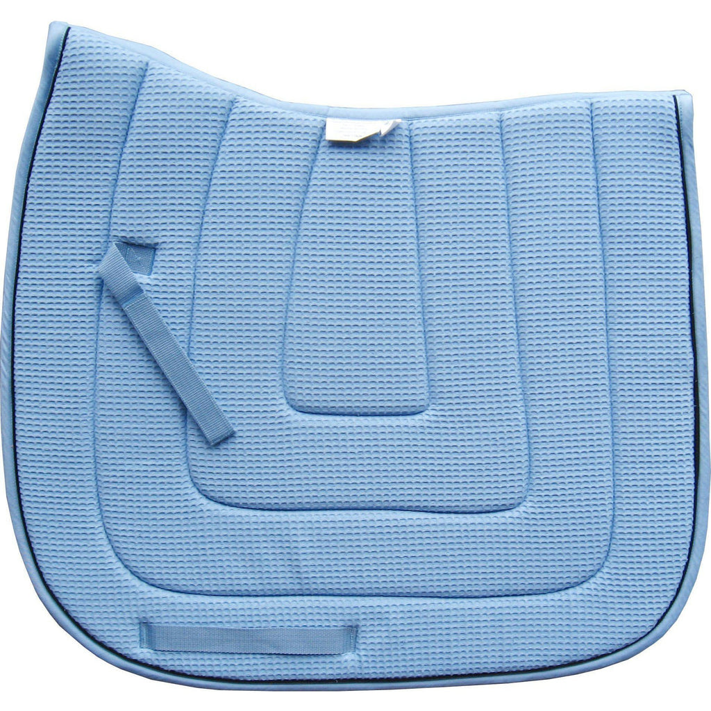 Pacific Rim International Cotton Waffle Dressage Pad - West 20 Saddle Co.