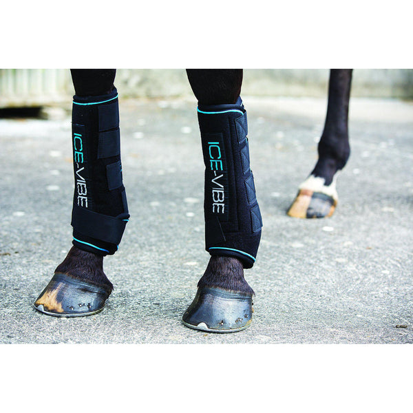 ICE-VIBE Circulation Therapy Tendon Boots - West 20 Saddle Co.
