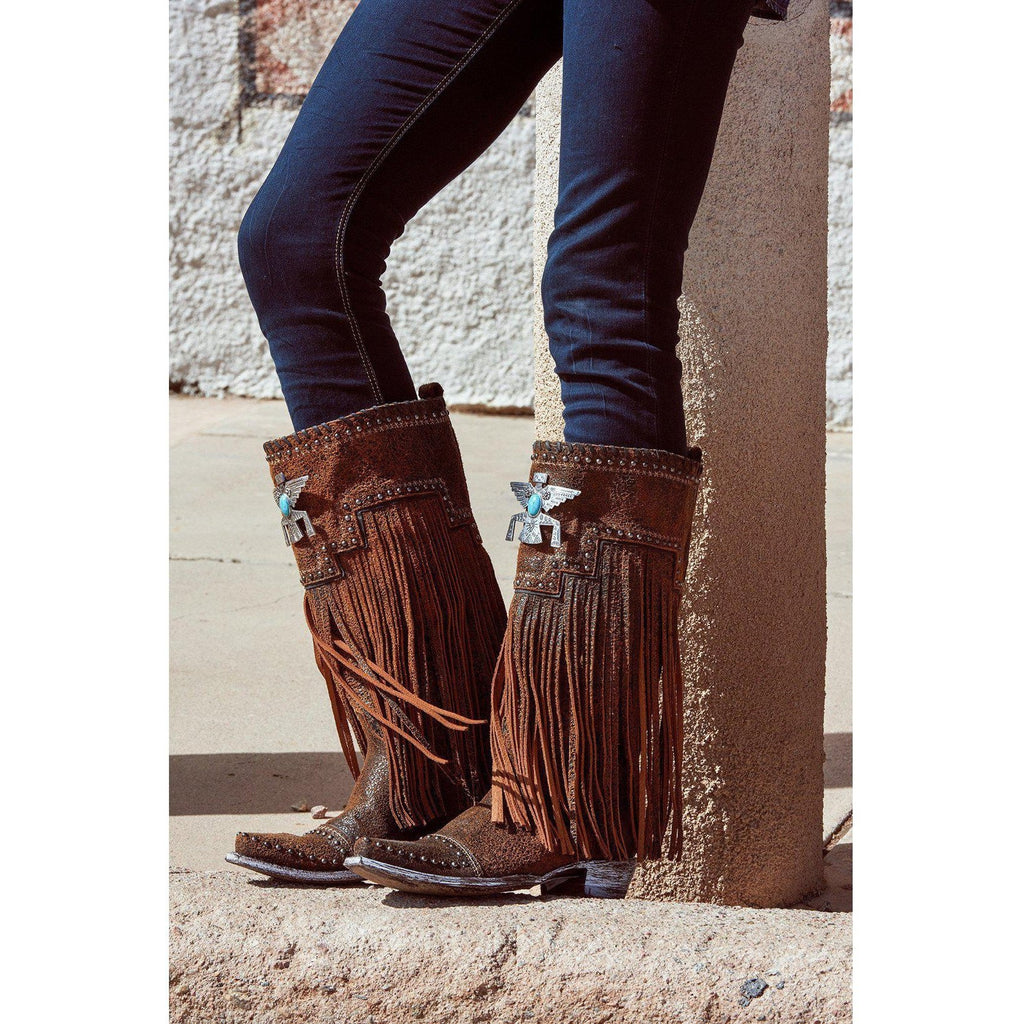 Double D Ranchwear Thunderbeing Boots - West 20 Saddle Co.