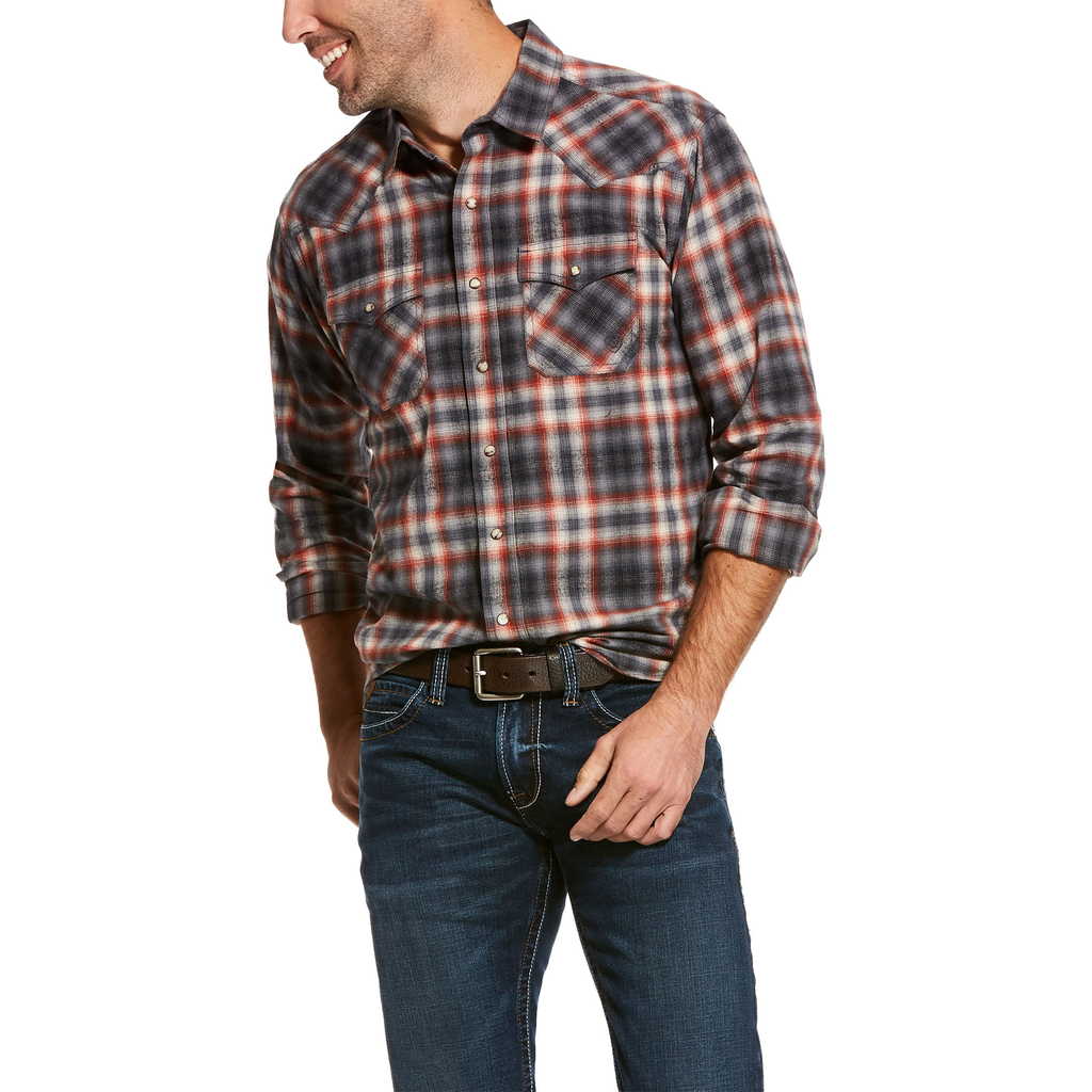 Ariat Mens Kemper Retro Fit Shirt