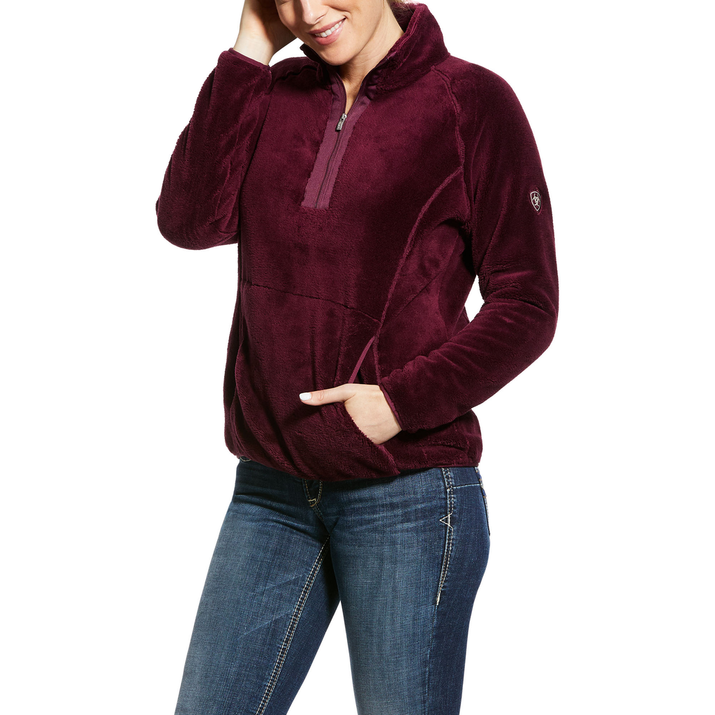 Ariat Womens Dulcet 1/2 Zip Sweatshirt