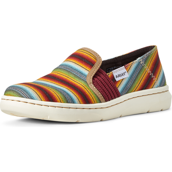 Ariat Womens Old Muted Serape Ryder