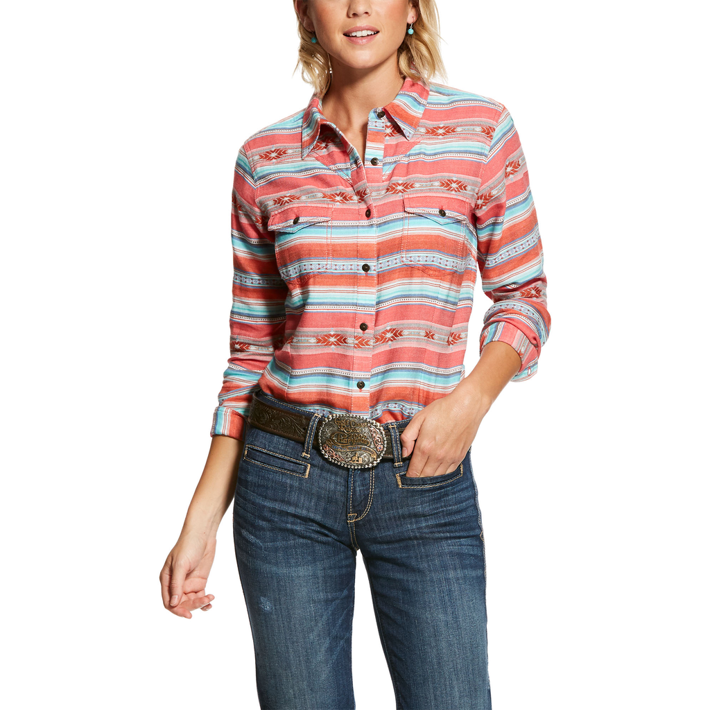 Ariat Womens REAL Brave Shirt