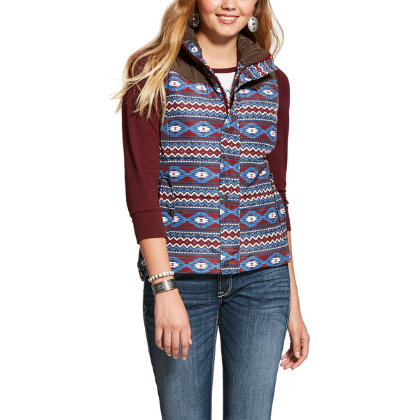 Ariat Womens Country Insulated Vest