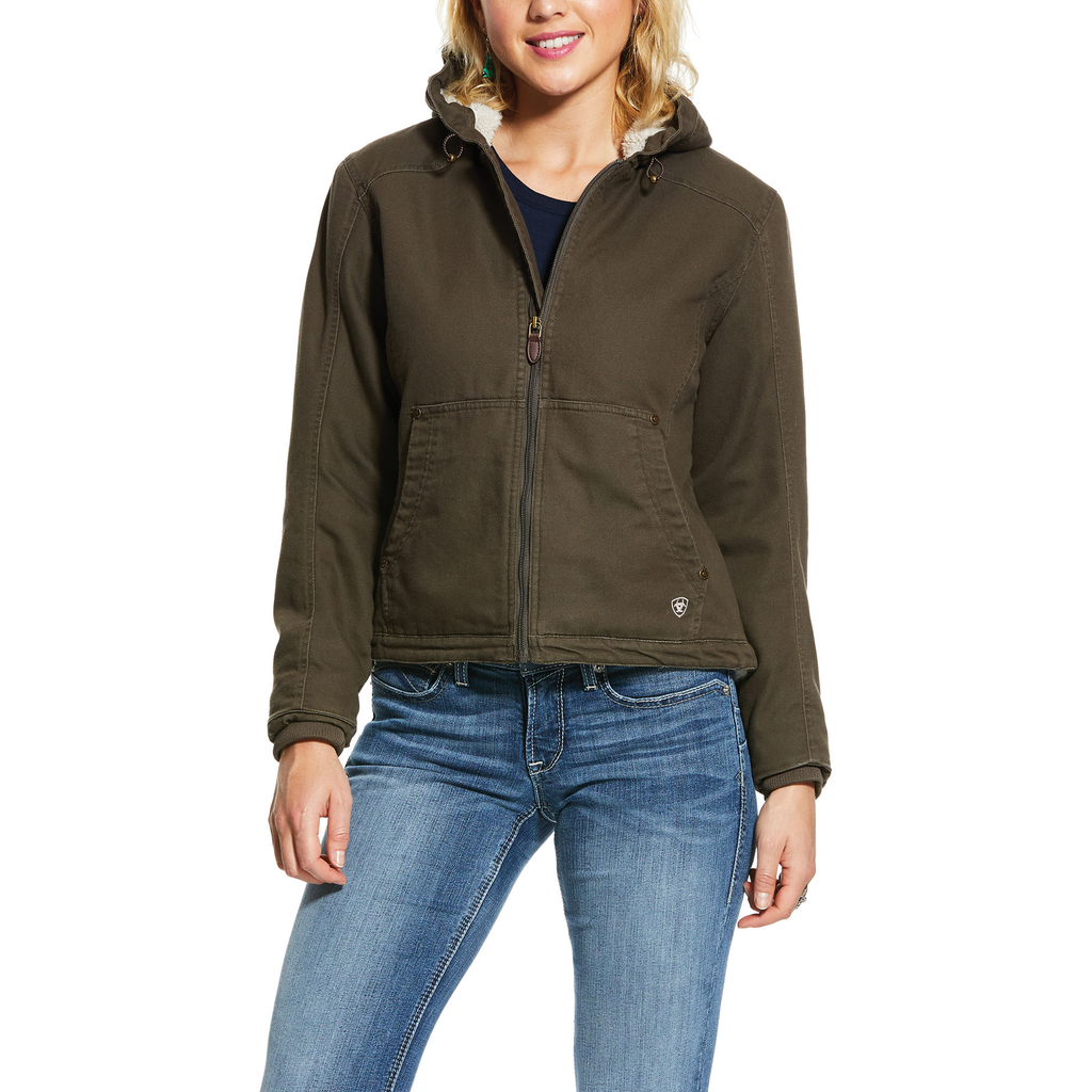 Ariat Womens REAL Outlaw Insulated Jacket