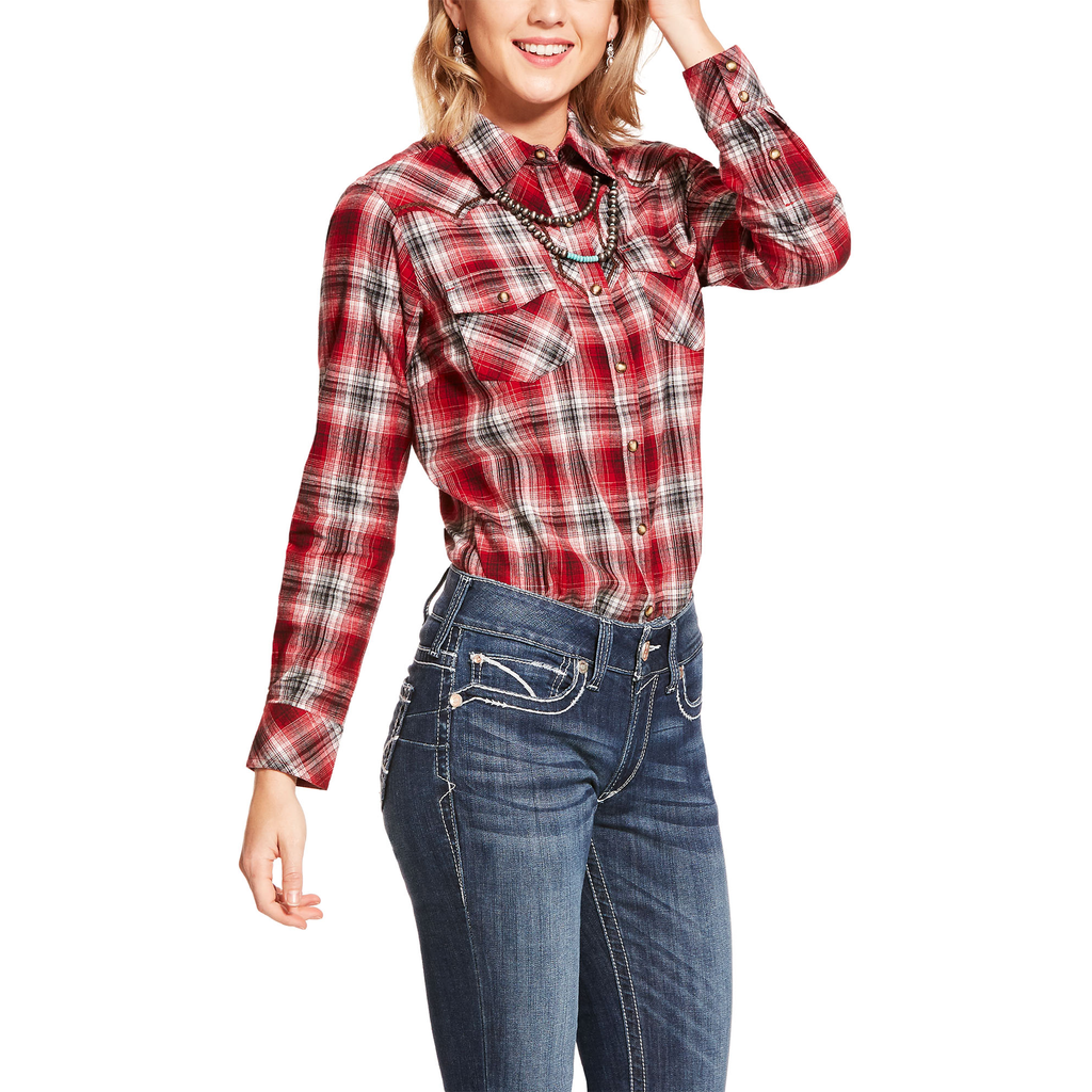 Ariat Womens REAL Spark Shirt
