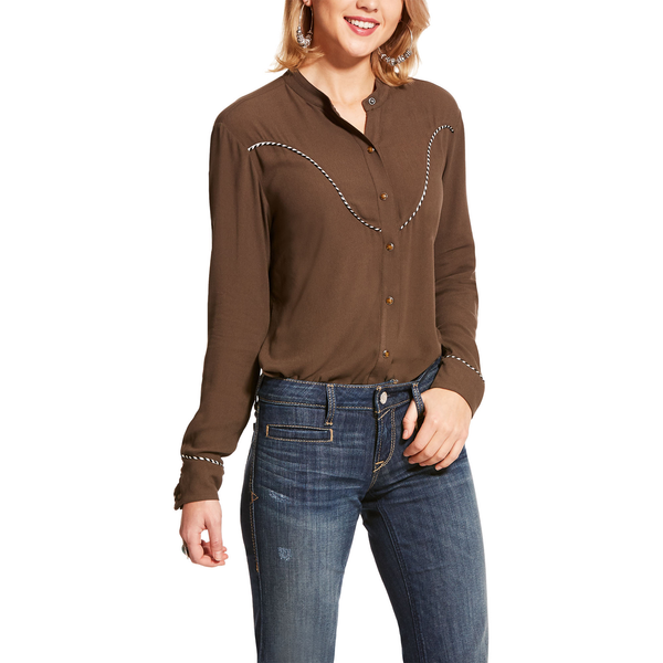 Ariat Womens Wellton Top