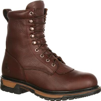 Rocky Original Ride Men's Lacer Western Boot