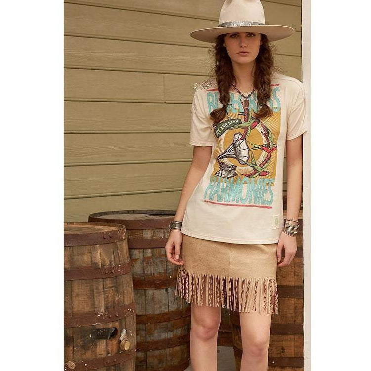 Double D Ranchwear Goin' Places Skirt - West 20 Saddle Co.