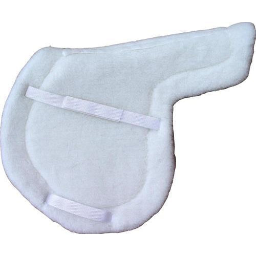 Pacific Rim International Fleece Contour Close Contact Pad - West 20 Saddle Co.