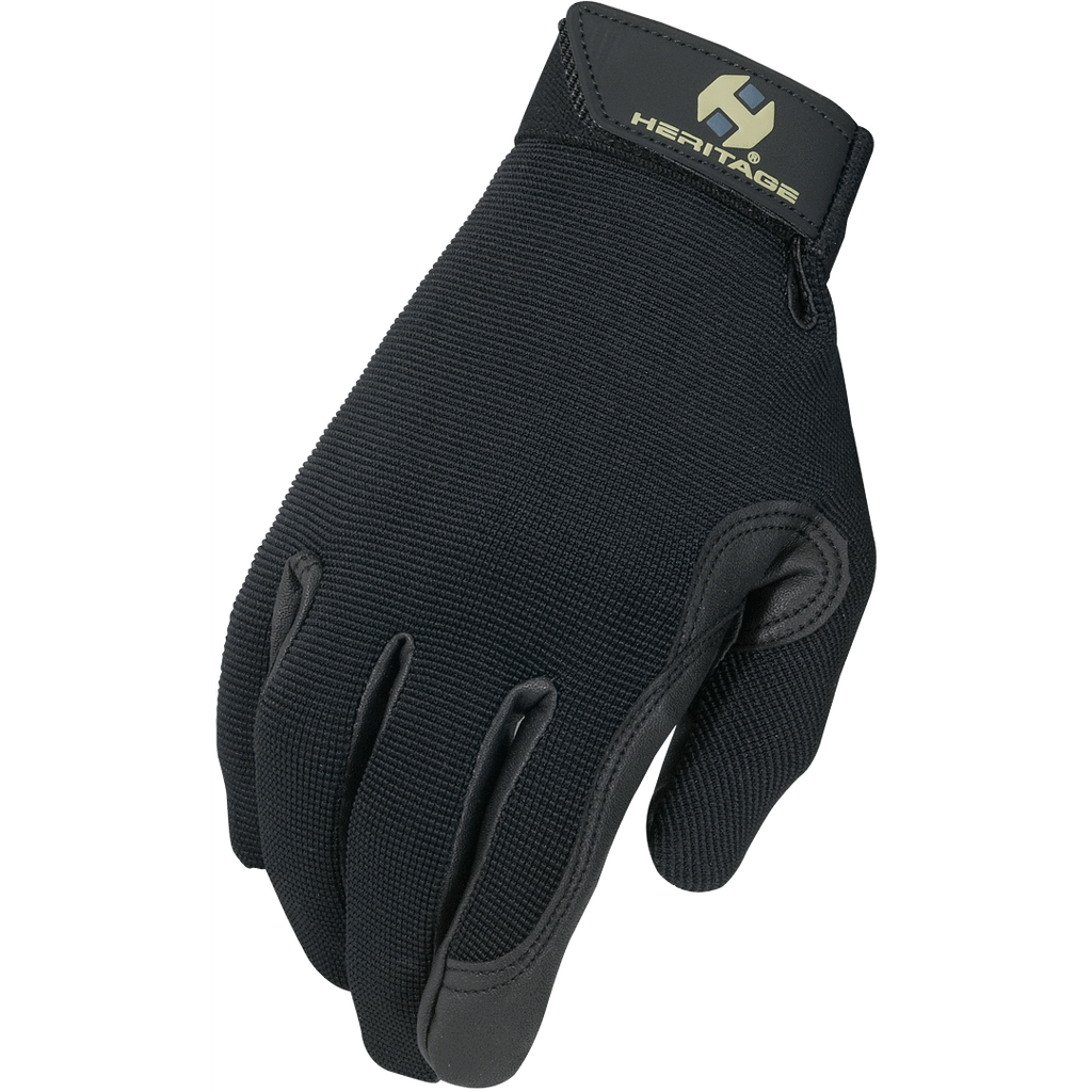 Heritage Performance Glove-Black