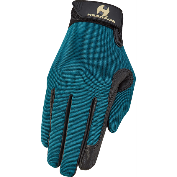Heritage Performance Glove-Jade