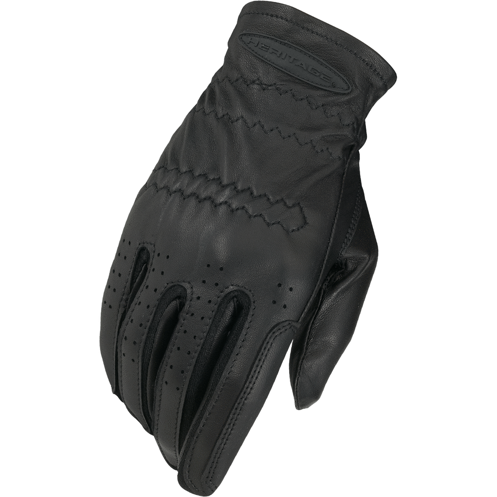 Heritage Pro-Fit Show Glove-Black