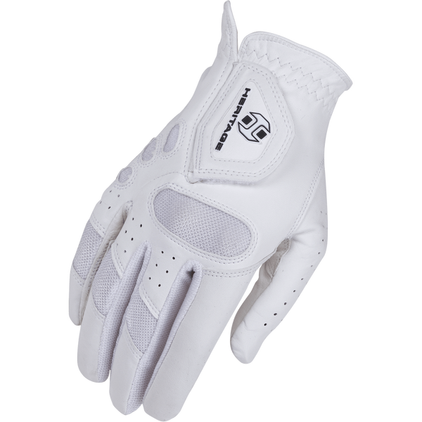 Heritage Tackified Pro-Air Glove-White