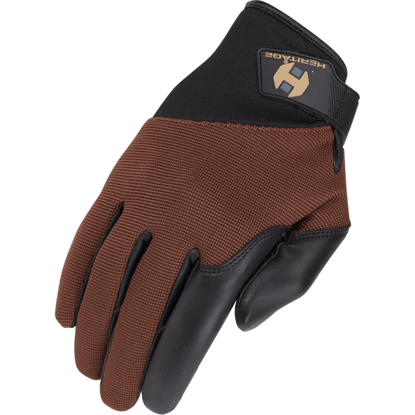 Heritage Marathon Driving Glove-Brown
