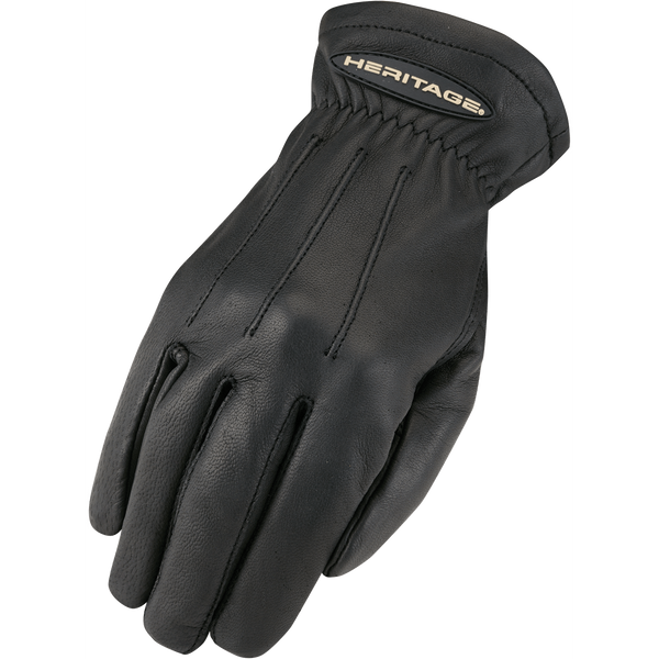 Heritage Winter Trail Glove-Black