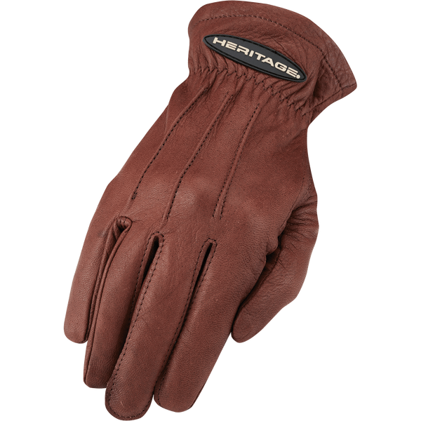 Heritage Trail Glove-Brown