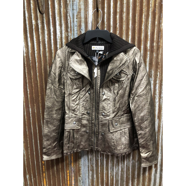Montana Co Womans Hooded Jacket
