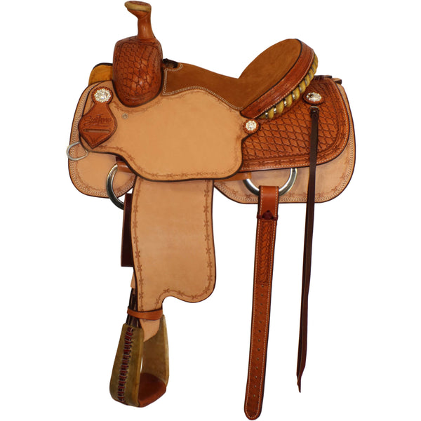 Scott Thomas Junior Roper Saddle