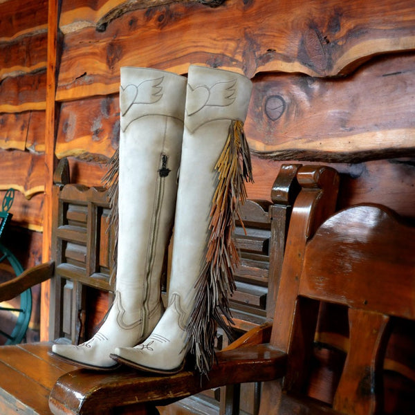 Junk Gypsy Spirit Animal Cowboy Boots