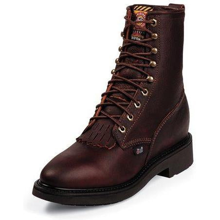 Justin Conductor Briar 8 Work Boot