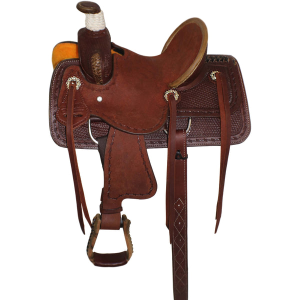Scott Thomas Kid Rancher Saddle