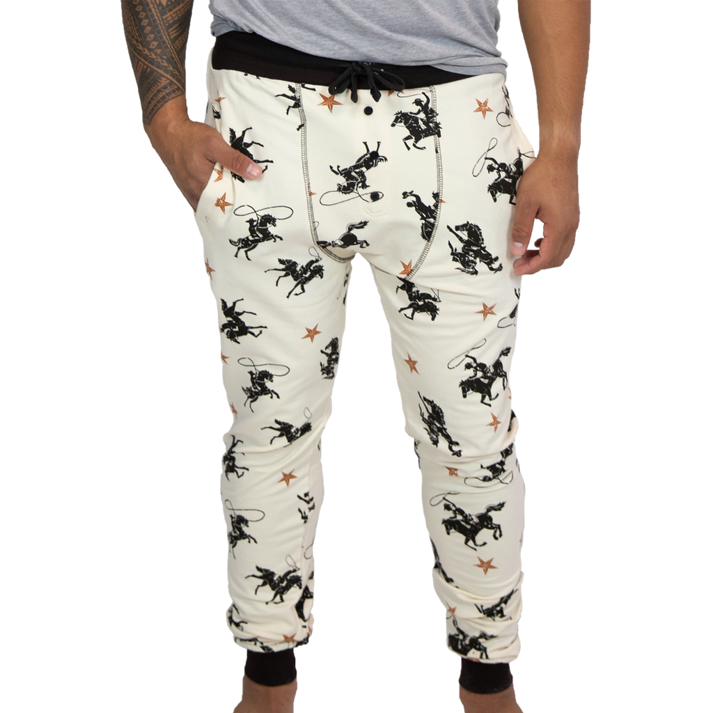 Lazy One Mens Cowboy Long John