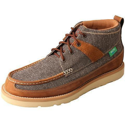 Twisted X Men's ECO TWX Casual Shoe – Dust/Brown - West 20 Saddle Co.
