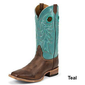 Nocona Men's Tan Delta Legacy Square Toe Boot