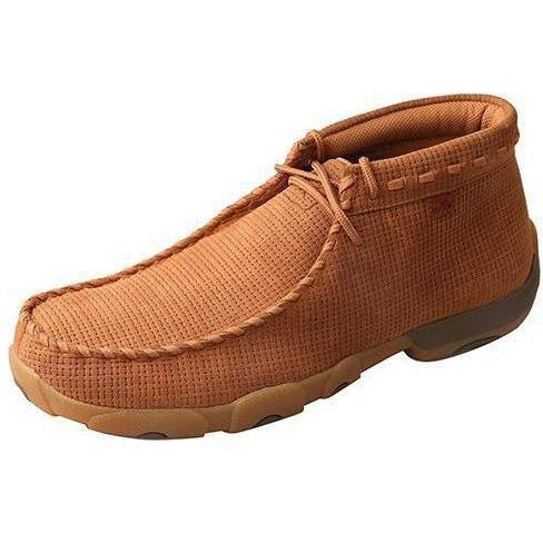Twisted X Men's Driving Moccasins – Saddle - West 20 Saddle Co.