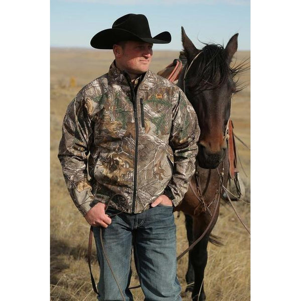 Cinch Mens Ruger Bonded Jacket