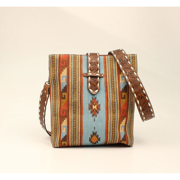 M&F Western Southwest Concealed Carry Cross Body Purse